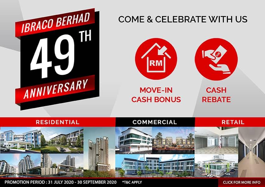 Ibraco's 49th Anniversary