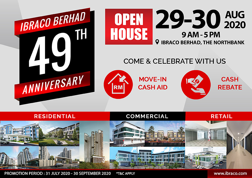 Ibraco's 49th Anniversary's Open House