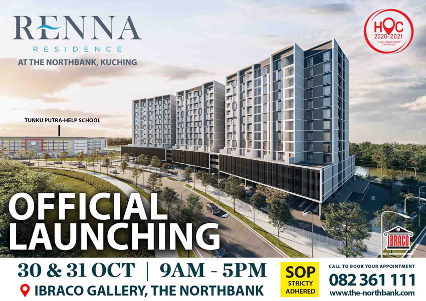 Renna Residence's Official Launch