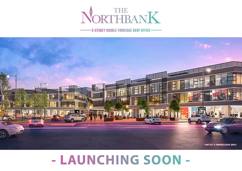 The Northbank's Shop Office Launching Soon