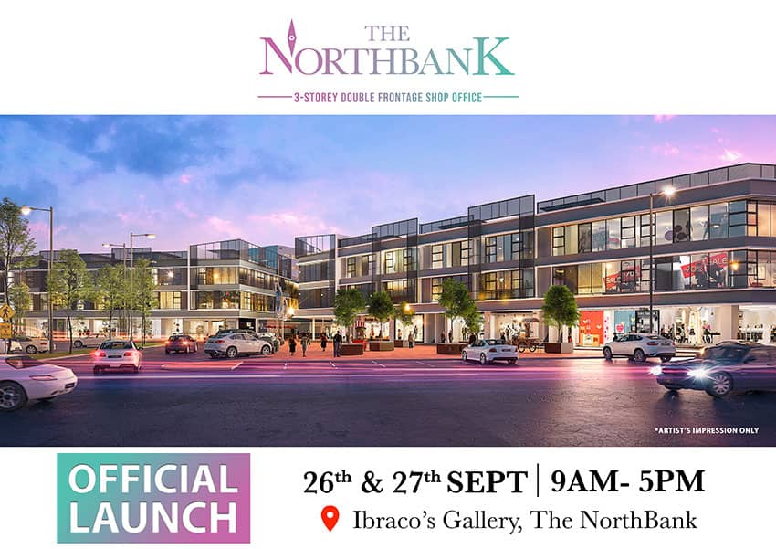 The Northbank's Shop Office Official Launch
