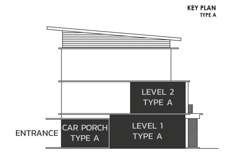 Alyvia Type A - Key Plan