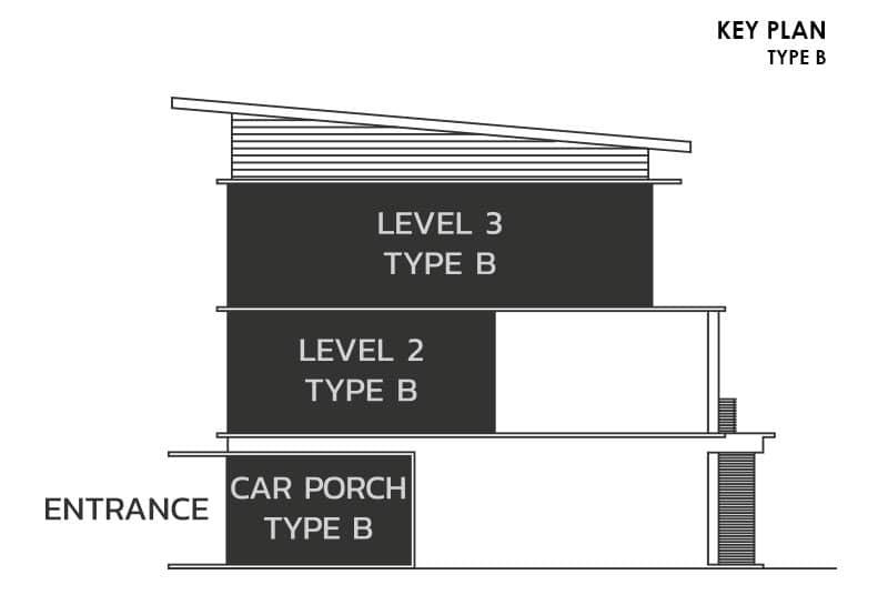 Alyvia Type B - Key Plan
