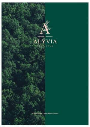 ALYVIA RESIDENCE brochure